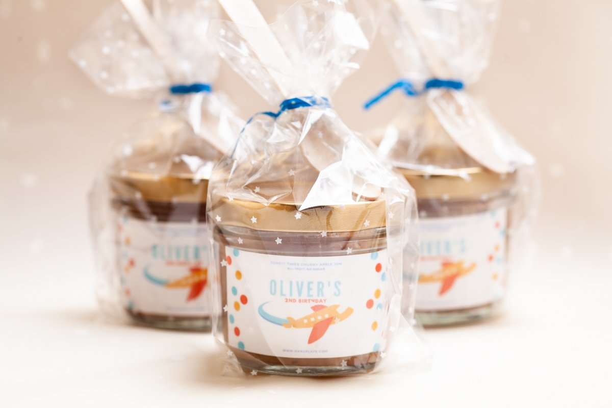 Jam Packed - Personalised Party Packs