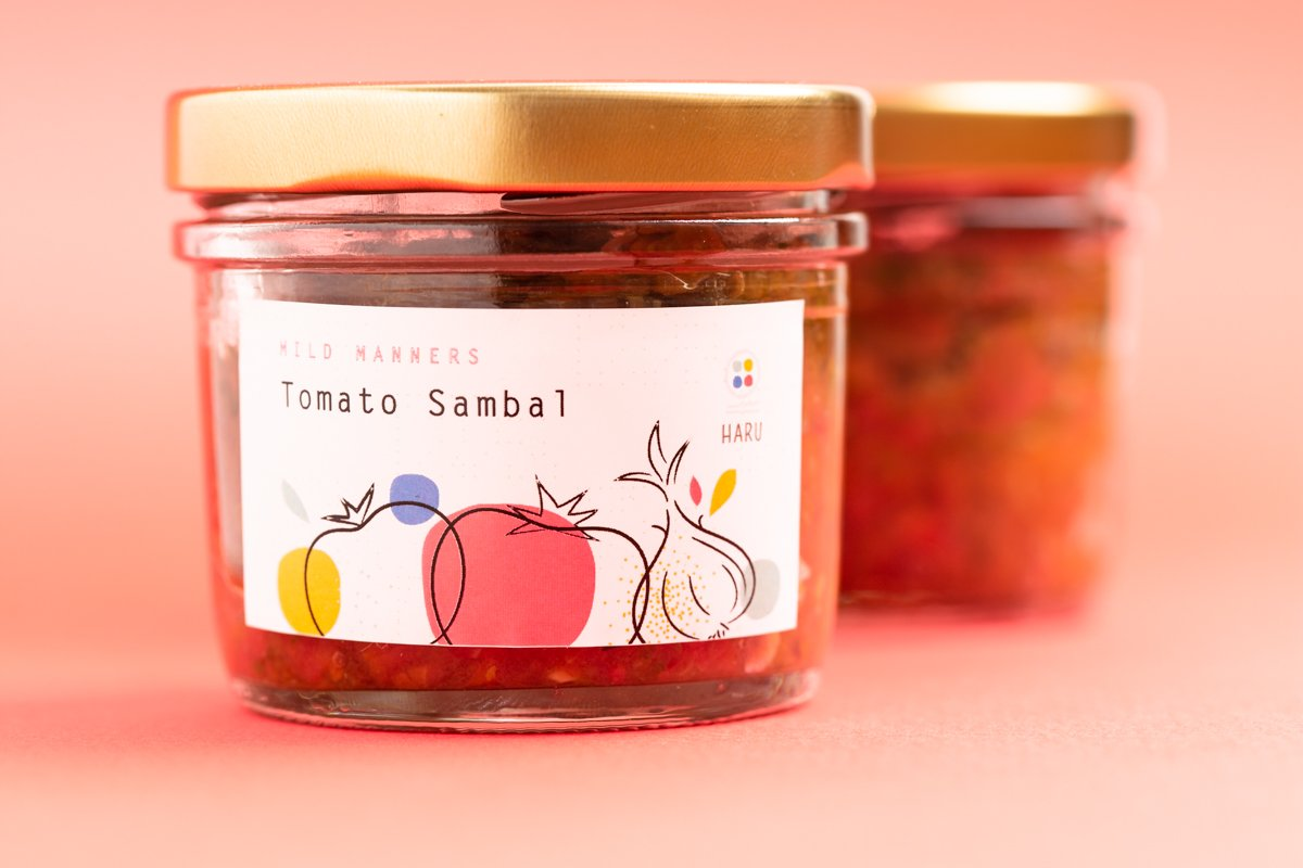 [GB Special] Mild Manners - Non-Spicy Tomato Sambal