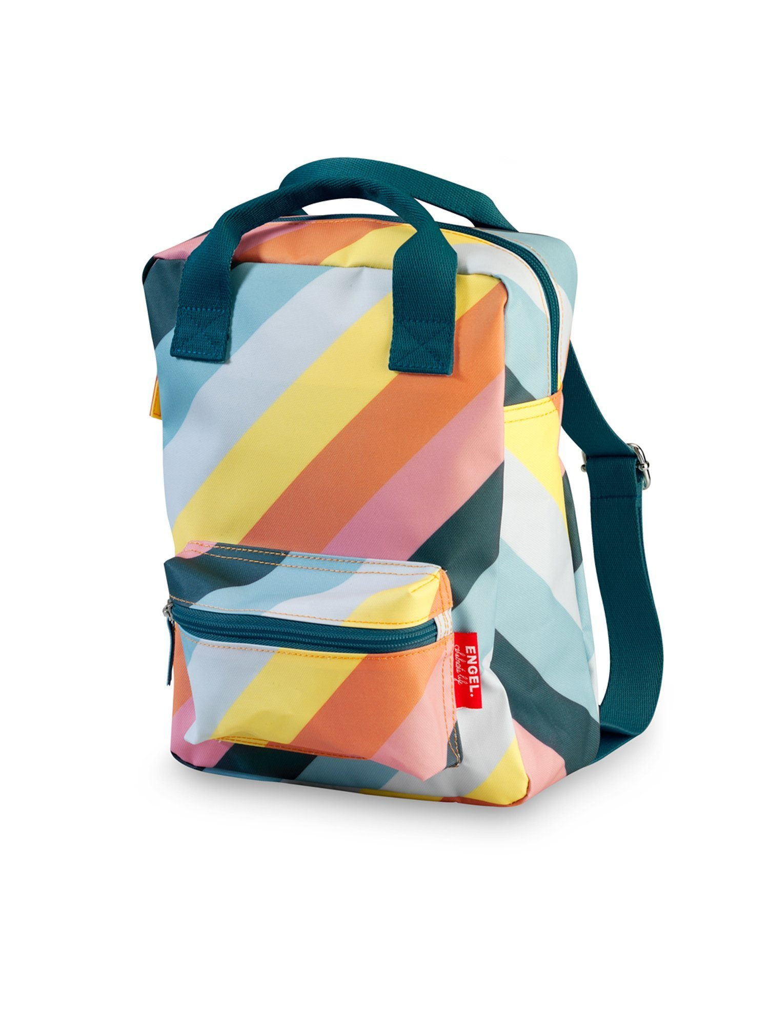 Backpack Rainbow Stripe